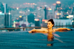 Infinity pools and spas are nice, but they won't change your life.
