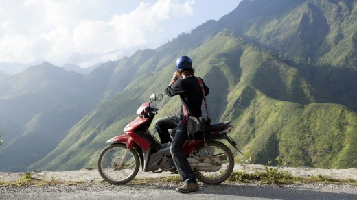 Want a memorable experience? Try Vietnam by motorbike.