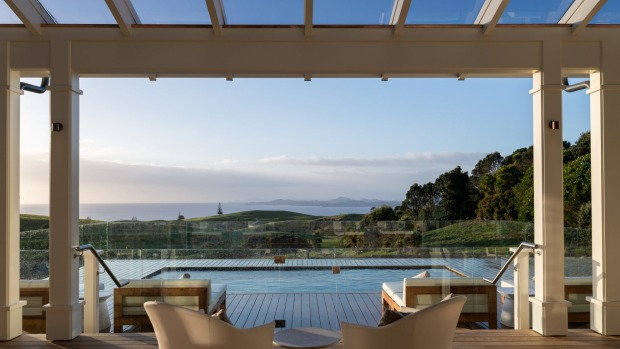 The Residences at Kauri Cliffs.