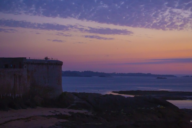 St Malo: Capturing my imagination since forever, this walled seaside city at the tip of Brittany is throbbing with ...