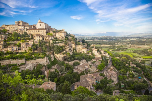 3. Gordes: In a sea of spectacular hilltop villages in Provence, this is perhaps the most visual arresting, especially ...