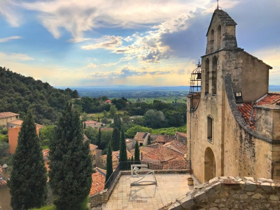Gigondas, Provence: Come for the famous red wines (which you can taste for free at the Gigondas Cave), stay for the ...