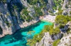 1. Calanques du Cassis: A dozen secluded inlets are strung along France's southern coast in Parc National des Calanques, ...