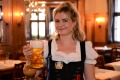 """Lisa-Marie Maurus: """"To toast, saying 'Prost' is fine, 'Ein Prosit' is even better."""