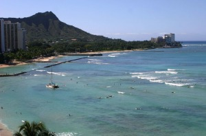 Save more than $1000 on a six-night stay at Waikiki Beach with Flight Centre.