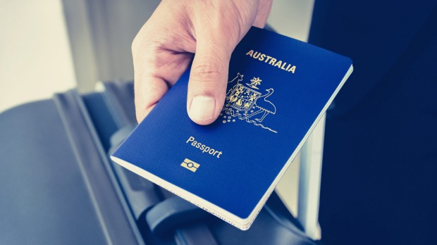 What is the validity of an Australian passport?