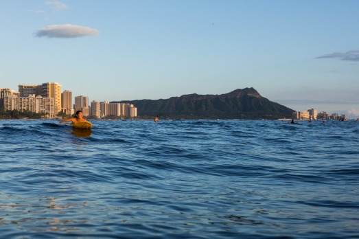 LEAHI (DIAMOND HEAD), OAHU: This volcanic tuff crater is Waikiki's, if not Hawaii's, most famous landmark, celebrated in ...