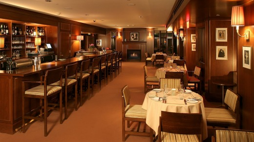The Tower Bar in the Sunset Tower Hotel is a haven for powerful players in show business and a strictly-no-cellphones ...
