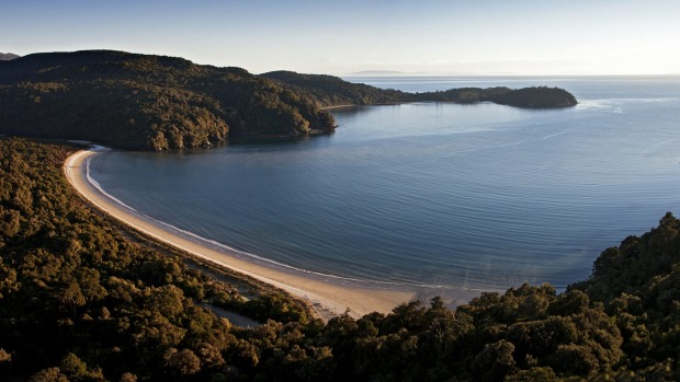 Stewart Island is a place ruled by birds and wildlife. Around 85 per cent of the island is national park.