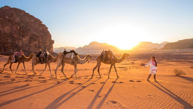 Become acquainted with so much more than the sites in Jordan.
