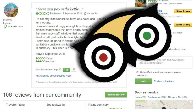 TripAdvisor fake reviews: Transparency report reveals 1.4 million fake reviews submitted