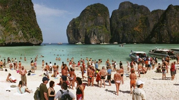 Chinese tourists are unpopular with locals across south-east Asia.