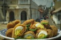 "Visit one of the Galle Fort street vendors or road side ""tea shops"" and try an egg roll."