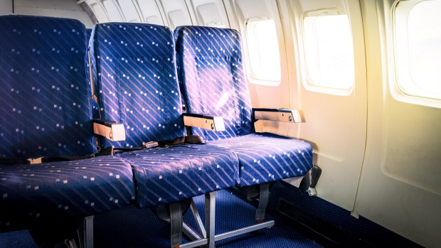 If you want a seat with extra legroom, you'll have to cough up the extra cash.