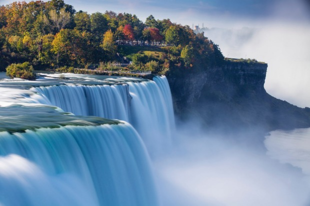 Niagara Falls, Canada: Some dubious visitor numbers are bandied about for Niagara Falls, but the local tourist board ...