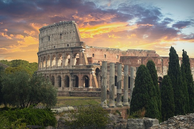 The Colosseum, Rome: The giant arena is the most potent symbol of Ancient Rome, and pulls in a whopping 7.4 million ...