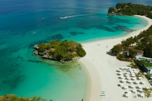 Boracay was named the world's most beautiful island in 2012.