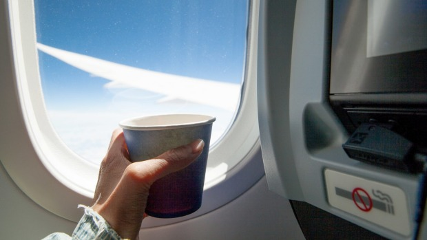 A study has found the water used on planes is of poor quality.