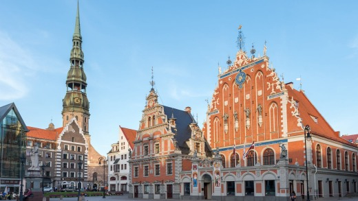 Riga, European Capital of Culture 2014.