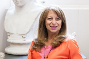 Lorraine Kypiotis, a senior lecturer at Sydney's National Art School, also leads tours around Florence.