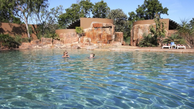 Cooinda Lodge is owned by Kakadu's traditional Bininj/Mungguy custodians, but falls under Accor management.