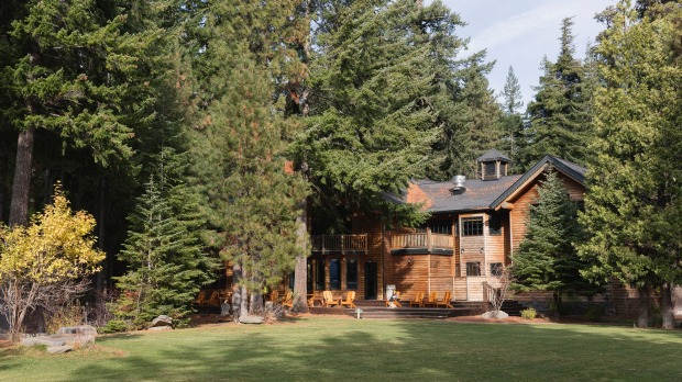 Staying at The Suttle Lodge, in Oregon's Deschutes National Forest, is like summer camp for grown-ups.