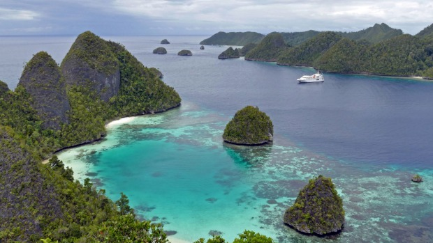 Coral Expeditions' new tour will visit a number of far-flung islands in New Guinea.