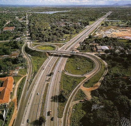 BR-116, Brazil: Running parallel to the Brazilian coast for just under 4,500km, this major trunk road is colloquially ...