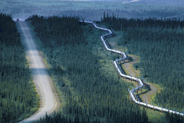 The Dalton Highway, Alaska: Running 666km from Fairbanks to the far north of Alaska, this arduous, mostly gravel drive ...
