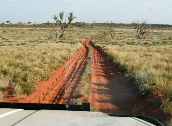 The Canning Stock Route, Western Australia: Connecting Wiluna in the mid-west with Halls Creek in the Kimberley via a ...