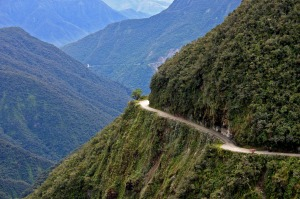 deathroad bolivia to coroico david whitley ten dangerous roads