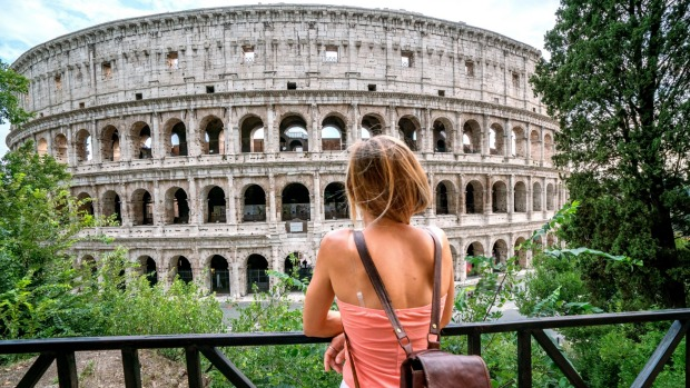 You don't need to see everything, but if you're in Rome, you should see the Colosseum.