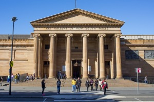 The Art Gallery of NSW.
