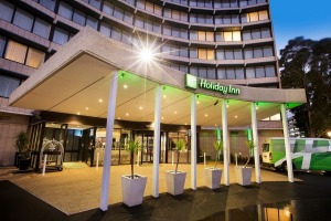 The Holiday Inn Melbourne Airport.