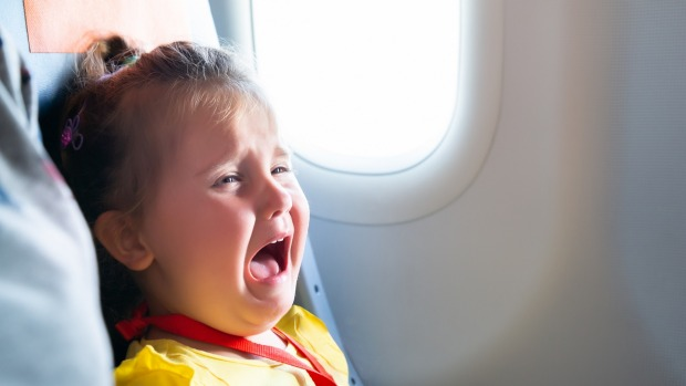 JAL will mark children on their seat maps so you can avoid them. But there are plenty of other passengers you'll wish ...
