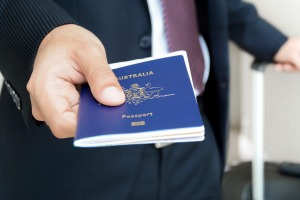 How many usable pages does an Australian passport have? (Hint: It's not a trick question, even if technically the answer ...