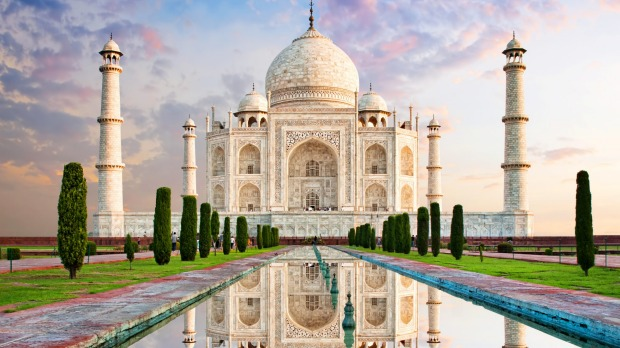 The Taj Mahal is the world's most-searched landmark, mainly because people don't seem to know where it is.