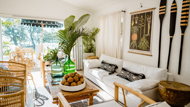 Introducing Vanuatu's first agri-tourism stay, the luxury Palm House
