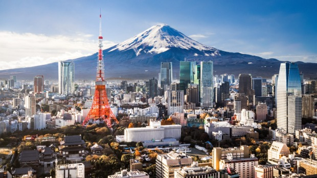 Tourism to Japan has undergone massive growth since 2010.