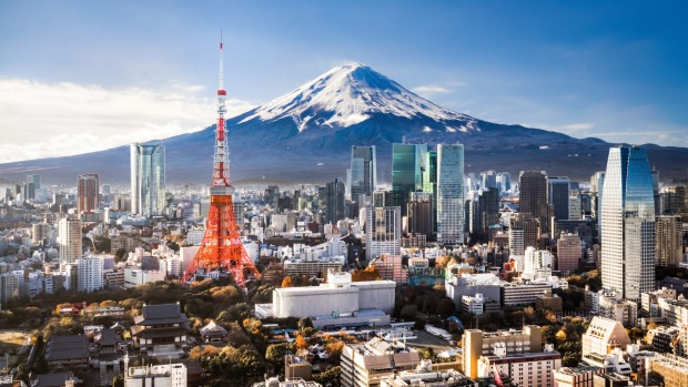 Over the past 10 years, the number of Australians heading to Japan has grown more than 300 per cent.