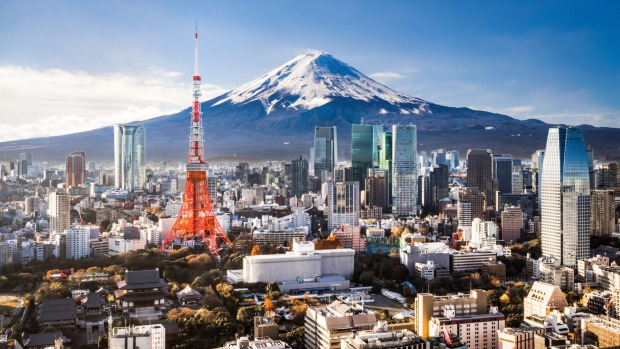 We may not be able to visit Tokyo in time for the Olympics, but there's plenty to look forward to then next time we can.