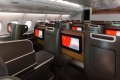 Business class passengers on board the Qantas A380 in window seats will now have direct aisle access.