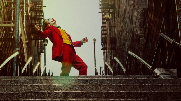 Tourists are flocking to the stairs seen in the hit movie Joker, located in New York's the Bronx.