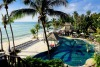 Centara Villas Samui, beach front pool.