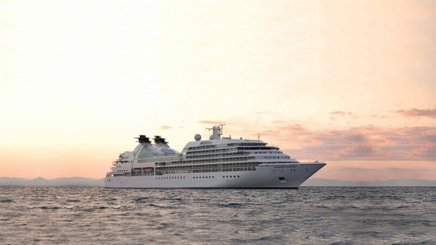 Cruise the Caribbean aboard the  Seabourn Odyssey.