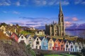 Cobh in County Cork, Ireland, was formerly known as Queenstown.