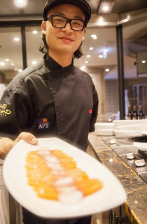 River cruises have mostly ignored the celebrity-chef trend, but APT has made an exception with Luke Nguyen in charge of ...