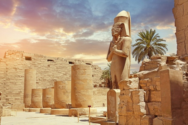 EGYPT'S LUXOR  Luxor must rank among the world's most extraordinary open-air museums of antiquity. Our Nile cruise ...