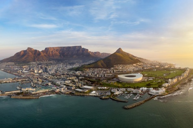 CAPE TOWN'S TABLE MOUNTAIN  Could a more spectacular vista present itself to those lucky enough to cruise into the ...