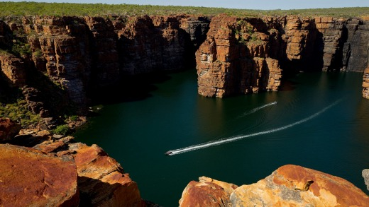 The spectacular Kimberley.